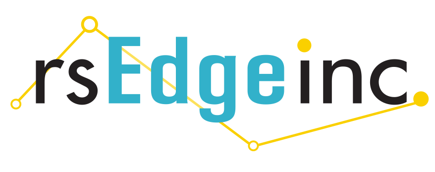 rsEdge Inc - Market Research Firm in Portland, OR Logo